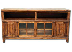 Eduardo TV Console - Brown