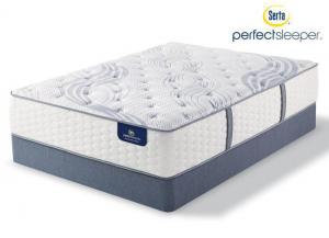 Serta Perfect Sleeper Worley Plush - twin