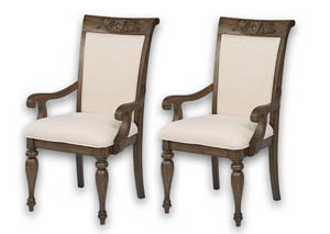 Versailles Normandie Arm Chairs