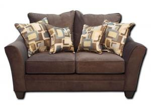 Hampstead Loveseat - Espresso