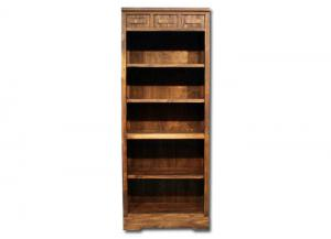 Grove Bookcase - Brown