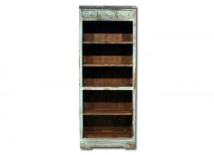 Grove Bookcase - Turquoise