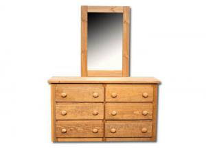 Duncan Dresser/ Mirror - Light