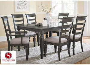 Garrison 7 Pc Dining Room