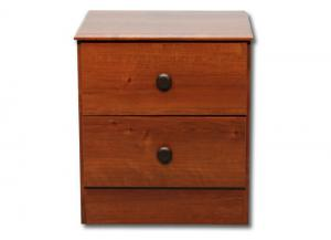 Kismet nightstand - cherry