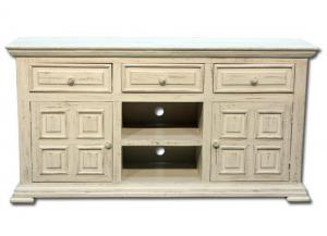 Pablo TV console - white