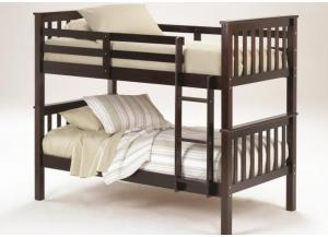 Sadler twin/twin bunk bed