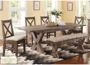 Tuscany Park 6 pc dining room