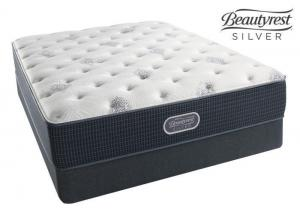 Simmons Beautyrest Silver Palm Springs Plush - twin long