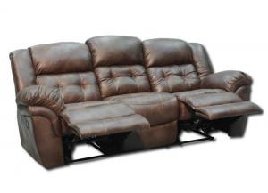 Oxford Reclining Sofa - Espresso