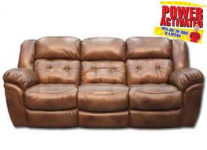 Abilene POWER reclining sofa