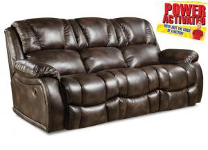Randolph POWER sofa - chocolate