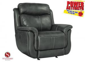 Ashton POWER rocker recliner