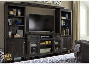 Townser entertainment center