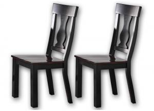 Astor side chairs