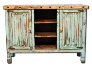 Farmhouse Buffet - Turquoise