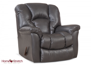 Riverside rocker recliner - smoke