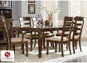 Charleston 7 pc dining room