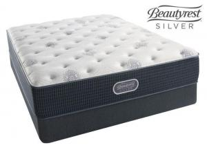 Simmons Beautyrest Silver Palm Springs Firm - twin