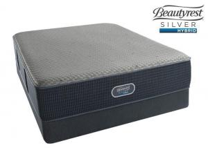 Simmons Beautyrest Silver Hybrid Vivid Shores Ultimate Plush - twin