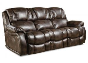 Randolph sofa - chocolate