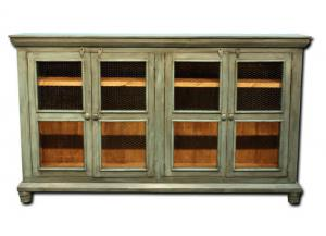 Cassidy accent console - green