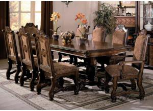 Renaissance 7 Pc Dining Room