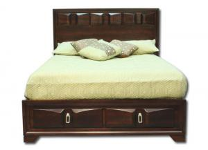 Roswell queen bed
