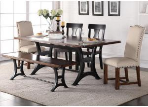 Astor 6 pc dining room