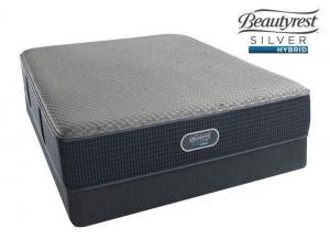Simmons Beautyrest Silver Hybrid Ventura Plush - twin