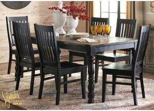 Clayco Bay 7 pc dining room