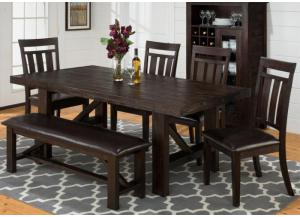 Kona Grove 6 pc dining room
