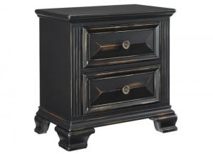 Passages nightstand