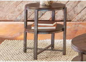 Breckinridge end table