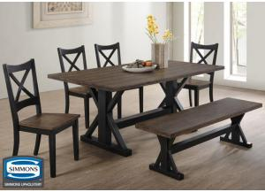 Lexington 6 pc dining room