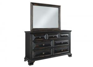 Passages dresser/mirror