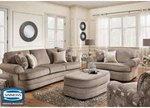 Kingston Collection with ottoman