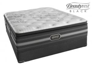 Simmons Beautyrest Black Katarina Luxury Firm Pillow Top - twin long