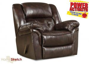 Abilene POWER recliner - espresso