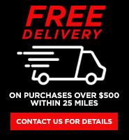 Free Delivery on purchases of $500 within 25 miles