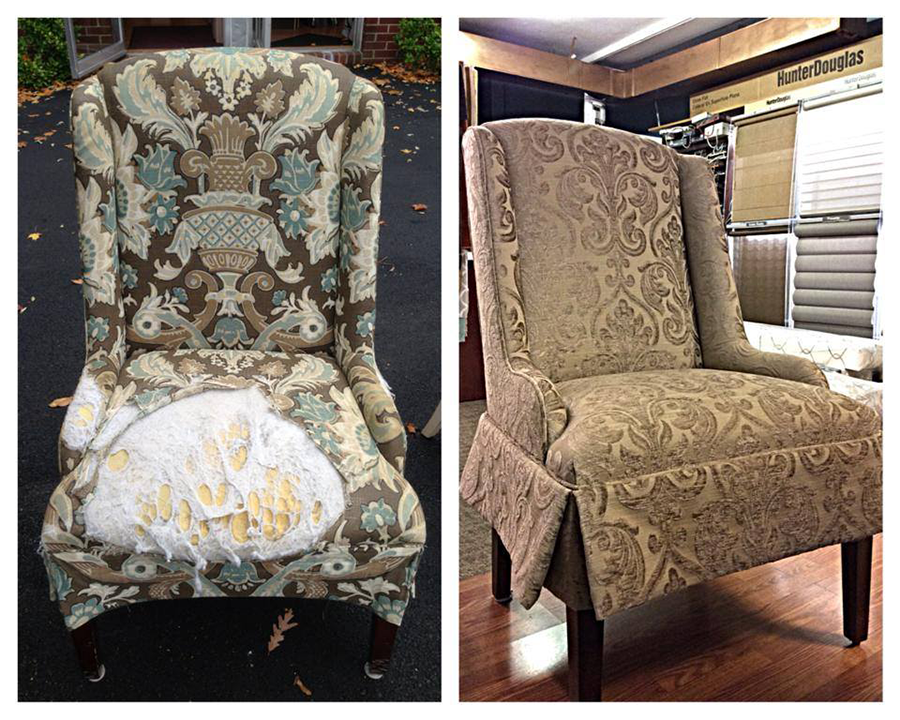 Chair Re-Upholstery Services
