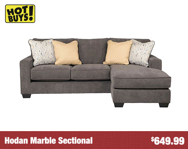 Marble Sectional