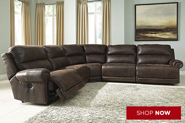 Luttrell Sectional
