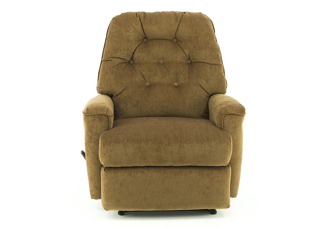 CARA WALNUT RECLINER,BEST
