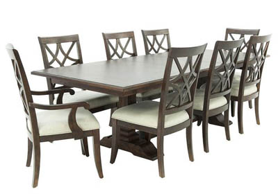 TRISHA YEARWOOD 9PC DINING