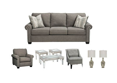 GILMAN LIVING ROOM SET