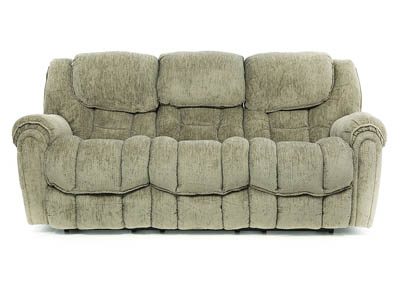 BAXTER GRANITE RECLINING SOFA