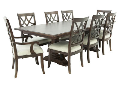 TRISHA YEARWOOD 7PC DINING