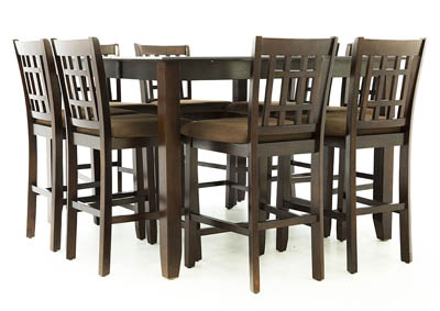 BENJAMIN 9 PC DINING SET