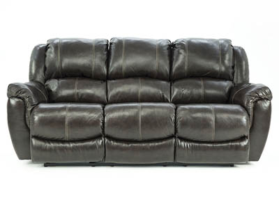 HADLEY COFFEE BEAN POWER RECLINING SOFA